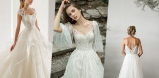 รวมไอเดียชุดแต่งงานเริ่ด ๆ สำหรับสาว ๆ
