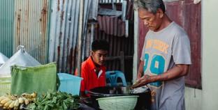 [รีวิว] ลุงเนก ร้านข้าวต้มผัดจากพ่อเลี้ยงเดี่ยวใจสู้ ดูแลลูกเด็กพิเศษ