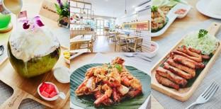 [รีวิว] sa-weet dessert & bingsu ร้านคาเฟ่ บิงซูโฮมเมดและผัดไทยทะเลแตก