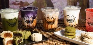 [รีวิว] Smile Society ขอนแก่น ร้านชานมไข่มุกแนวใหม่ เอาใจสายรักสุขภาพ