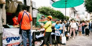 [รีวิว] ร้านนางเล็ด ขายข้าวแต๋นอาทิตย์ละ 2 ครั้ง รสชาติปังไม่มีเปลี่ยน