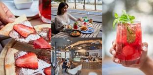 [รีวิว] Cafe Kantary By The Sea คาเฟ่ระยอง บรรยากาศดี วิวสวย ติดทะเล