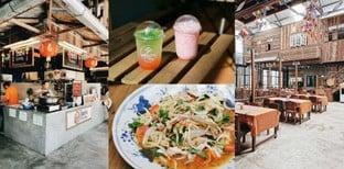 6 ร้านอาหาร Saphan 55 ฟู้ดอเวนิวแห่งใหม่ ใจกลางทองหล่อ ครบเมนูคาวหวาน!