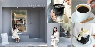 """[รีวิว] """"The Baristro At Somphet Market"""" เชียงใหม่ จิบแฟแชะรูปริมคู!"""