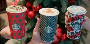3 เมนูพิเศษ Starbucks ฉลองปีใหม่ ชวนใครกินก็หลงรักแน่นอน!