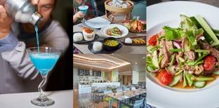 [รีวิว] Amaya Amari Hotel ห้องอาหารโรมแรมพัทยา กับรสอาหารไทยที่คุ้นเคย