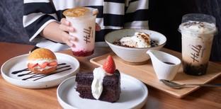 [รีวิว] Hello Dessert ภูเก็ต ชานมพ่นไฟ เดือดทุกแก้ว รสชาติละมุนทุกเมนู