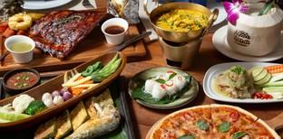 """[รีวิว] """"Siam Brasserie"""" ร้านอาหารไทยต้นตำรับคุณย่าผสานเมนูนานาชาติ"""