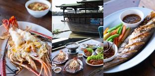 [รีวิว] ต้นน้ำริเวอร์วิว อยุธยา อาหารไทยหลากหลายแถมวิวแม่น้ำเจ้าพระยา