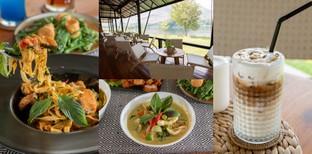 """[รีวิว] """"Lake View Cafe"""" กาญจนบุรี ฟีลกู้ดกับอาหารและวิวทะเลสาบสุดชิล!"""