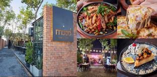 [รีวิว] Mood Cafe & Bistro คาเฟ่ พัทยา ชิมเมนูฟิวชั่นในร้านสุดโมเดิร์น