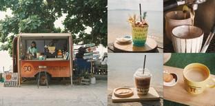 [รีวิว] Do Café : Coffee Truck คาเฟ่หาดจอมเทียน สุดอินดี้ติดทะเลพัทยา