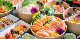 [รีวิว] Sushi Champion ร้านอาหารญี่ปุ่นหาดใหญ่ ซูชิเริ่มต้นคำละ 9 บาท