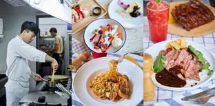 [รีวิว] Aroma The Chef Market ร้านอาหารเขาใหญ่ ครบเบ็ดเสร็จทั้งคาวหวาน