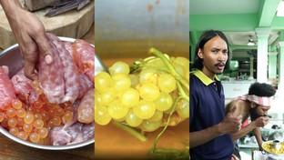 """วิธีทำ """"แกงส้มไข่ปลาริวกิว"""" เมนูแกงรสเข้มข้นคู่ครัว โดยนายฮ้อย ซาลาห์"""