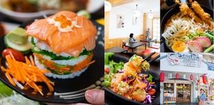 [รีวิว] Seijitsu Sushi ร้านอาหารญี่ปุ่นหาดใหญ่ ซูชิฟิวชั่นจนต้องกรี๊ด