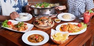 """[รีวิว] """"Number one Seafood"""" ภูเก็ต ร้านอาหารทะเลป่าตอง เจ้าเก่า 20 ปี"""