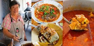 [รีวิว] ขนมจีนน้ำเงี้ยวย่านวล เชียงใหม่ ตำรับขนมจีนน้ำเงี้ยวสูตรโบราณ