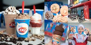 [รีวิว] Dairy Queen ร้านไอศกรีมนราธิวาส ดับร้อน เย็นฉ่ำละมุนถึงใจ