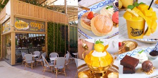 """[รีวิว] """"Mango Yellow Cafe"""" คาเฟ่ภูเก็ต เมนูหวานฉ่ำ ขั้นสุดของสายหวาน!"""