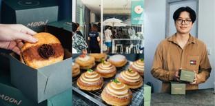 'MOON Doughnuts & Drinks' ร้านโดนัทหาดใหญ่ สูตรพิเศษอยากกินต้องต่อคิว!