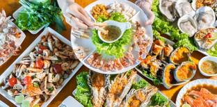 [รีวิว] ซันก้ามปู ร้านอาหารทะเลสงขลา ยกทัพซีฟู้ด เสิร์ฟสด จัดเต็ม