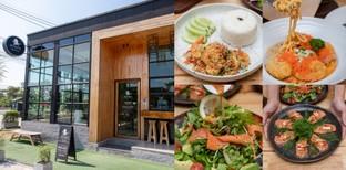 [รีวิว] Octopus's Garden Cafe บุรีรัมย์ เสิร์ฟความ Healthy ถึงโต๊ะคุณ