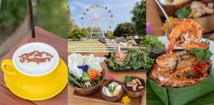 [รีวิว] The Flamingo Restaurant สระบุรี จุดเช็กอินของสายกินเที่ยว