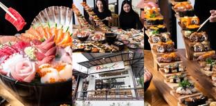 [รีวิว] Daiso Sushi เชียงใหม่ บุฟเฟ่ต์อาหารญี่ปุ่นสุดคุ้ม เมนูอลัง!