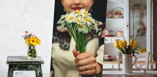 รวมดอกไม้ความหมายดีต่อใจ วาเลนไทน์นี้ต้องจัดสักดอก!