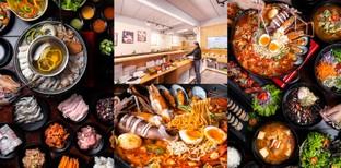 [รีวิว] Gangnam เชียงใหม่ บุฟเฟ่ต์ปิ้งย่างเกาหลี รสชาติส่งตรงจากกังนัม
