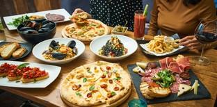 GAIA ร้านอาหารอิตาเลียน ใกล้ BTS นานา ขายความธรรมดาที่ไม่ธรรมดา!