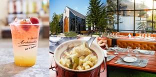 [รีวิว] Architeuthis Cafe คาเฟ่สุดชิค พร้อมอาหารทะเลไทยโบราณหากินยาก!