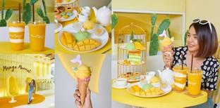 [รีวิว] Mango Moment คาเฟ่ภูเก็ต ร้านสวย พร้อมเสิร์ฟเมนูมะม่วงหวานฉ่ำ!