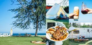 """[รีวิว] """"Eureka Beach Cafe"""" คาเฟ่หัวหินสุดชิค จุดเช็กอินยอดฮิต ริมทะเล"""