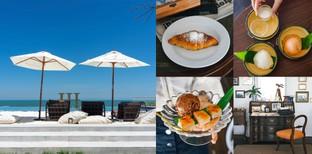 [รีวิว] 111 Social Club คาเฟ่หัวหินเปิดใหม่ กินขนมไทย ริมชายหาด