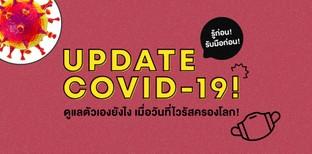 Update: ปอดอักเสบโคโรนา Covid-19 ดูแลตัวเองยังไง เมื่อไวรัสครองโลก!!