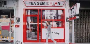 [รีวิว] Tea Semicolon Cafe คาเฟ่ชลบุรียุค 90's ฮิปทุกมุม เก๋ทุกเมนู
