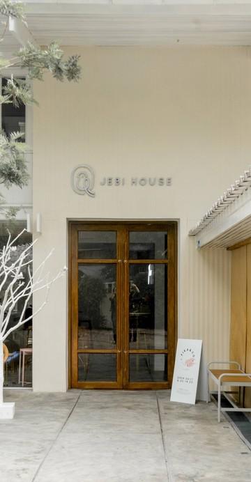 ร้านกาแฟจากย่านอโศกมาเปิดป๊อปอัพภายใน Jebi House Ari ซอยอารีย์ มาพร้อมเมนูพิเศษที่กินได้เฉพาะสาขานี้