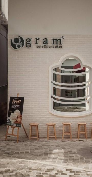 สาขาใหม่ที่ The Circle ราชพฤกษ์ มาในรูปแบบของคาเฟ่สไตล์ญี่ปุ่น โทนสีอุ่น ๆ อิฐขาว เฟอร์นิเจอร์ไม้ ให้ความรู้สึกเหมือนอยู่บ้าน