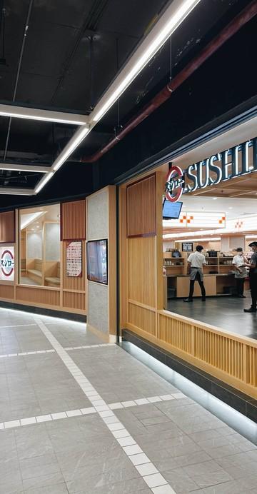 ซูชิสายพานราคา 100 เยน จากญี่ปุ่นมาเปิดแล้วที่ชั้น 7 centralWorld