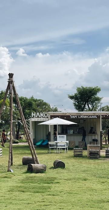 ใครอยากแกล้ง ๆ มาแคมป์ตอนนี้เปิด HAKO Cafe'n Glamping คาเฟ่สายแคมป์ที่ให้ฟีลได้แบบวันเดย์ทริป ไม่ต้องพักค้างคืน
