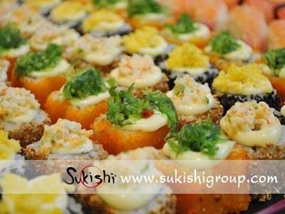 Sukishi Korean Charcoal Grill (ซูกิชิ โคเรียน ชาร์โคล กริลล์) เซ็นทรัลปิ่นเกล้า