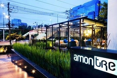 Amontre Playroom & Brasserie