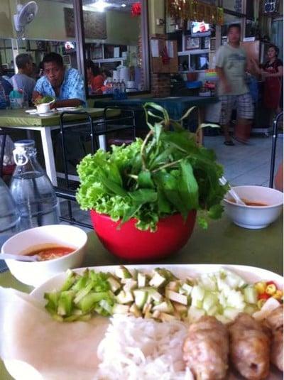 แหนมเนือง คุณอ้อ (Nam Nuang Khun Aor) โชคชัย 4