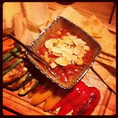 Grilled vegetable.. So so