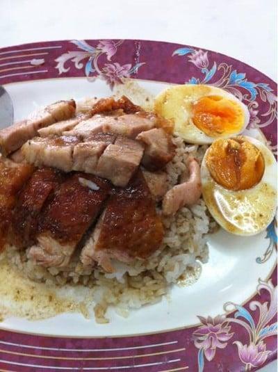 ข้าวไก่อบ (Kao Kai Aob)