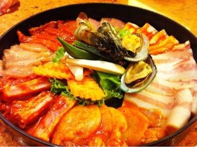 Sukishi Korean Charcoal Grill เซ็นทรัลพระราม 9