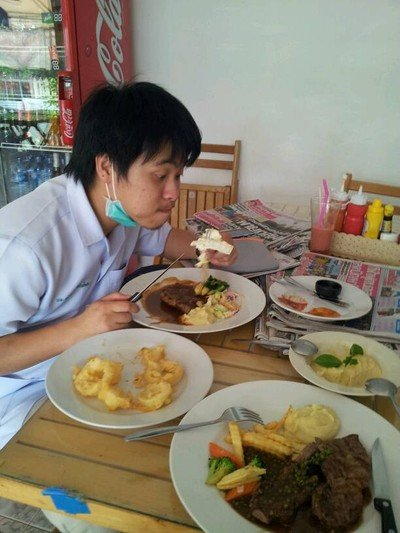 Futai Steak House (ฟูไทสเต็กเฮ้าส์) ตลาดใหม่