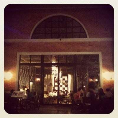 Checkmate Bar & Bistro (เช็คเมท บาร์ แอนด์ บิสโทร) Asiatique